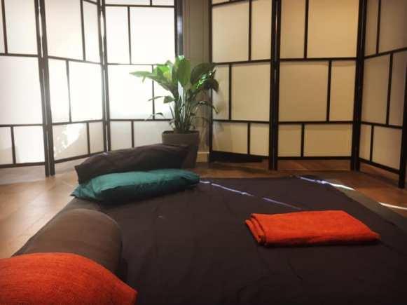 Kingston Yoga Setup